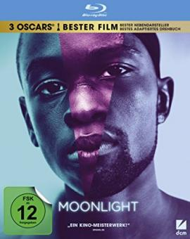 Moonlight (2016) [Blu-ray]