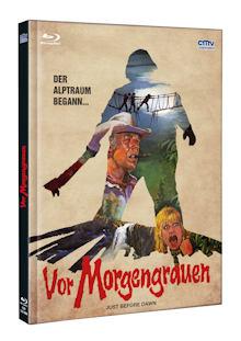 Vor Morgengrauen (Limited Mediabook, Blu-ray+DVD, Cover B) (1981) [FSK 18] [Blu-ray]