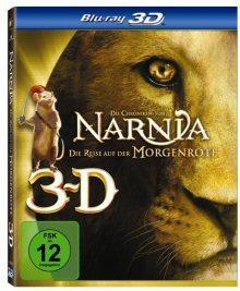 Die Chroniken von Narnia: Die Reise auf der Morgenröte - Extended Version (+DVD + Blu-ray + Digital Copy) (2010) [3D Blu-ray]