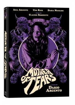 Mother of Tears (Limited Wattiertes Mediabook, Blu-ray+2 DVDs, Cover E) (2007) [FSK 18] [Blu-ray]