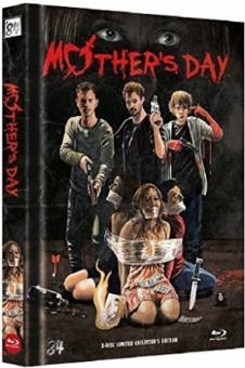 Mother's Day (Limited Mediabook, Blu-ray+DVD, Cover A) (2010) [FSK 18] [Blu-ray]