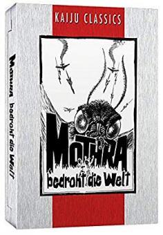 Mothra bedroht die Welt (2 Disc Metalpak, Blu-ray+DVD) (1961) [Blu-ray]