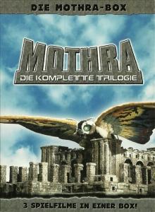 Mothra - Die komplette Trilogie (3 DVDs)