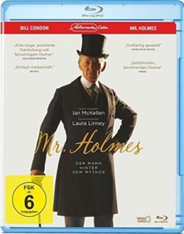 Mr. Holmes (2015) [Blu-ray]