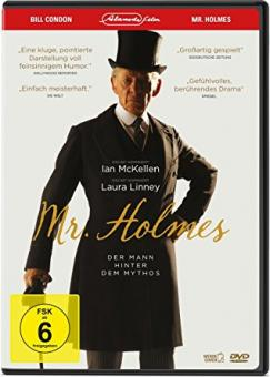Mr. Holmes (2015)