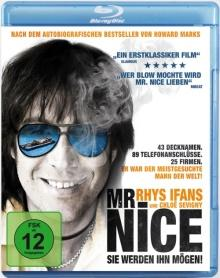 Mr. Nice (2010) [Blu-ray]