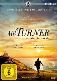 Mr. Turner - Meister des Lichts (2014)