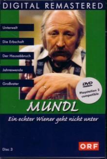 Mundl - Ein echter Wiener geht nicht unter, DVD 3 [Gebraucht - Zustand (Sehr Gut)]