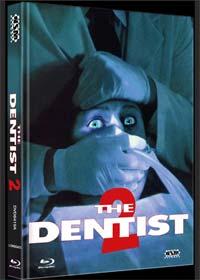 Dentist 2 - Zahnarzt des Schreckens (Limited Mediabook, Blu-ray+DVD, Cover A) (1998) [FSK 18] [Blu-ray]