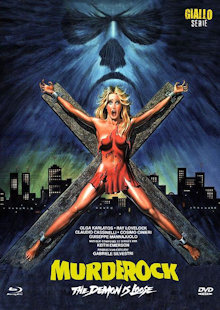 Murder Rock (Limited Mediabook, Blu-ray+DVD, Cover B) (1984) [FSK 18] [Blu-ray]