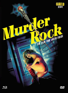 Murder Rock (Limited Mediabook, Blu-ray+DVD, Cover A) (1984) [FSK 18] [Blu-ray]