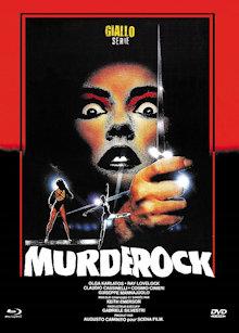Murder Rock (Limited Mediabook, Blu-ray+DVD, Cover C) (1984) [FSK 18] [Blu-ray]