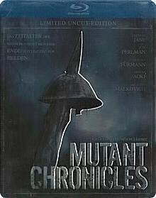 Mutant Chronicles (Limited Uncut-Edition, Metalpak) (2008) [FSK 18] [Blu-ray]