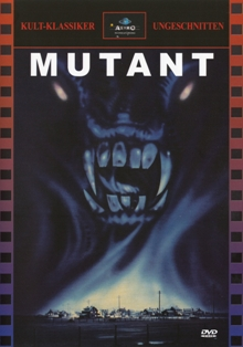 Mutant (Night Shadows) (Limited Edition, Cover C) (1984) [FSK 18]