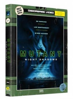 Mutant (Night Shadows) (Limited Mediabook, VHS Edition, Blu-ray+DVD) (1984) [Blu-ray]