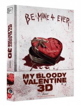 My Bloody Valentine (Limited Wattiertes Mediabook, Blu-ray+DVD, Cover A) (2009) [FSK 18] [3D Blu-ray]