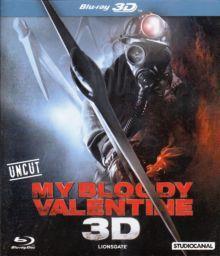 My Bloody Valentine (Uncut) (2009) [FSK 18] [3D Blu-ray]