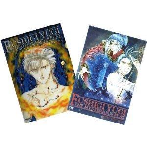 Fushigi Yugi New OVA Vol.1 und Vol.2 - The Mysterious Play - Die komplette Serie auf 2 DVD`s