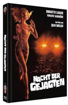 Nacht der Gejagten (Limited Mediabook, Blu-ray+DVD, Cover A) (1980) [FSK 18] [Blu-ray]
