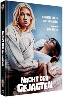 Nacht der Gejagten (Limited Mediabook, Blu-ray+DVD, Cover B) (1980) [FSK 18] [Blu-ray]