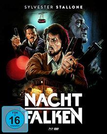 Nachtfalken (Limited Mediabook, Blu-ray+DVD) (1981) [Blu-ray]