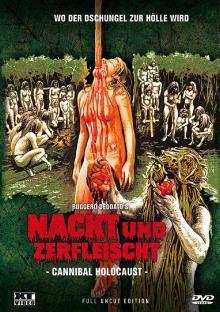 Nackt und Zerfleischt (Kleine Hartbox) (1980) [FSK 18]