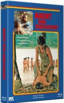 Cannibal Holocaust (Nackt und Zerfleischt) (Kult HD-Box, Limitiert auf 250 Stück) (1980) [FSK 18] [Blu-ray]