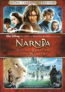 Die Chroniken von Narnia - Prinz Kaspian von Narnia (2 DVDs Collector's Edition) (2008)