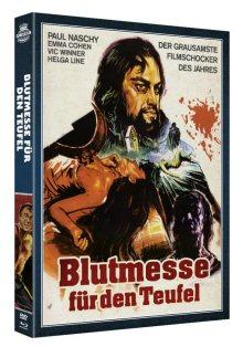 Blutmesse für den Teufel (Limited Edition, Blu-ray+DVD) (1973) [FSK 18] [Blu-ray]