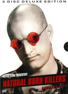 Natural Born Killers (3 DVDs Deluxe Edition, Director's Cut) (1994) [FSK 18]