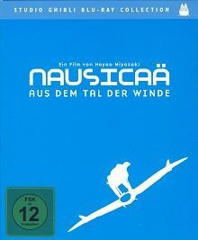 Nausicaä - Aus dem Tal der Winde (Studio Ghibli Collection) (1984) [Blu-ray]