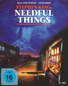 In einer kleinen Stadt - Needful Things (Limited Mediabook, Blu-ray+2 DVDs) (1993) [Blu-ray]