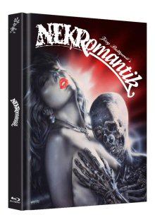 Nekromantik (Limited Mediabook, Blu-ray+CD) (1987) [FSK 18] [Blu-ray]