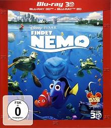 Findet Nemo (+Blu-ray) (2003) [3D Blu-ray]