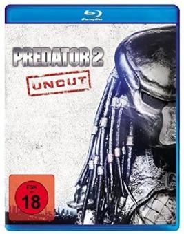 Predator 2 (1990) [FSK 18] [Blu-ray]