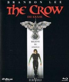 The Crow - Die Krähe (1994) [FSK 18] [Blu-ray]