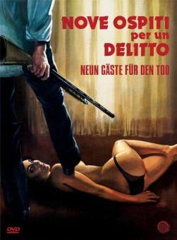 Neun Gäste für den Tod (Limitiert auf 2000 Stück) (2 DVDs) (1977) [FSK 18]