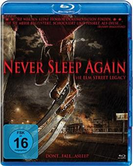 Never Sleep Again (2010) [Blu-ray]