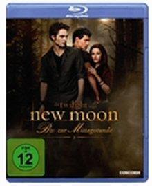 New Moon - Biss zur Mittagsstunde (2009) [Blu-ray]