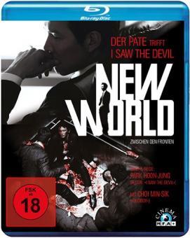 New World - Zwischen den Fronten (2013) [FSK 18] [Blu-ray]