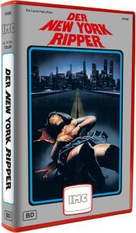 Der New York Ripper (Limited IMC Red, Vol. 05) (1982) [FSK 18] [Blu-ray]