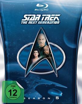 Star Trek: The Next Generation - Season 5 (1987) [Blu-ray]