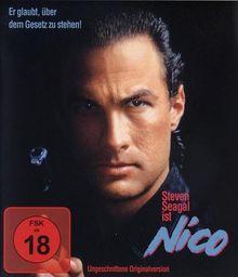 Nico (1988) [FSK 18] [Blu-ray]