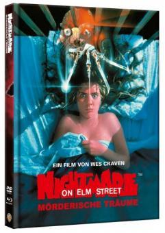 Nightmare on Elm Street - Teil 1 (Limited Mediabook, Blu-ray+DVD) (1984) [Blu-ray]