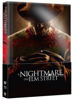 A Nightmare on Elm Street (Limited Wattiertes Mediabook, Blu-ray+DVD) (2010) [Blu-ray]