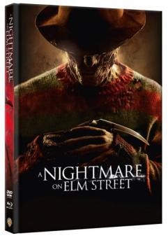 A Nightmare on Elm Street (Limited Mediabook, Blu-ray+DVD) (2010) [Blu-ray]