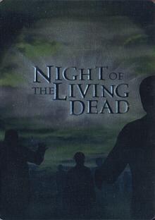 Night of the Living Dead (Steel Book inkl. Farbfassung) (3 DVDs) (1968) [Gebraucht - Zustand (Sehr Gut)]