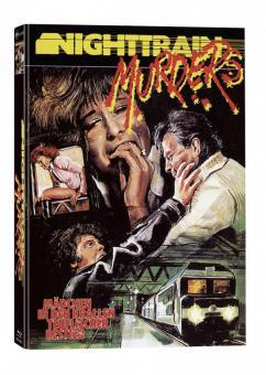 Mädchen in den Krallen teuflischer Bestien (Limited Mediabook, Blu-ray+DVD, Cover C) (1975) [FSK 18] [Blu-ray]