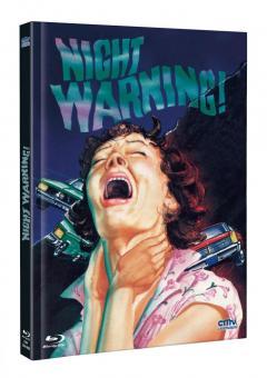 Night Warning (Limited Mediabook, Blu-ray+DVD, Cover A) (1982) [FSK 18] [Blu-ray]