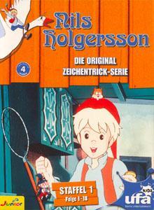 Nils Holgersson - Die Original Zeichentrick-Serie, Staffel 01, Folge 01-18 (3 DVDs)